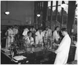 1950s Library Chemistry