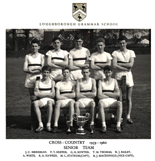 1959-1960 Cross-Country Senior Team
