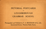 Pictorial Postcards Envelope